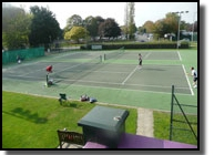 Warsash Tennis Courts